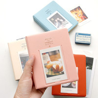 Iconic My Polaroid Photo Album for Instax Fuji mini/Gold/PIVI MP-300_72 Pockets