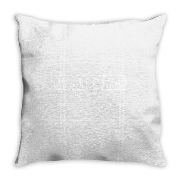 dammit palindrome Throw Pillow