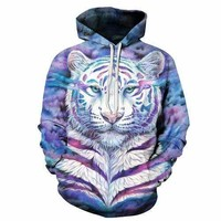 White Tiger's Scent Hoodie