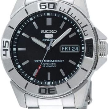 Seiko SNZE09 Men's Sports 5 Automatic Watch