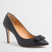 FACTORY ISABELLE BOW PUMPS