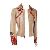 East West Musical Instruments Vintage 70s Leather 'Rodeo' Jacket