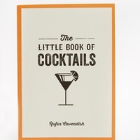 The Little Book of Cocktails Book