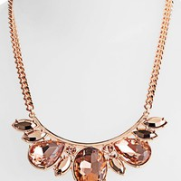 Nordstrom Crystal Bib Necklace (Special Purchase) | Nordstrom