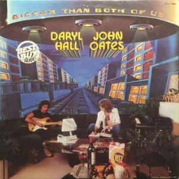 Bigger Than Both Of Us - Daryl Hall & John Oates, LP (Pre-Owned)