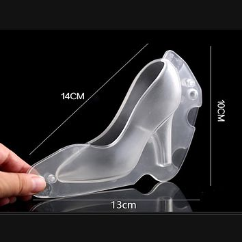 High Heel Shoe Chocolate Mold