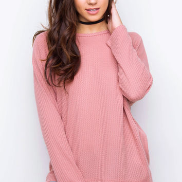 Allaire Sweater Top