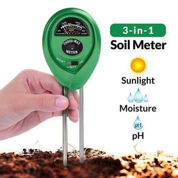 3 in 1 Soil Test Kit