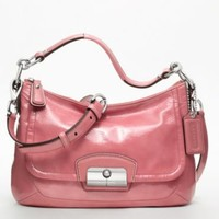 COACH KRISTIN PATENT LEATHER CROSSBODY | Dillards.com