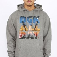 DGK, City Life Pullover Hoodie - Sweatshirts / Hoodies - MOOSE Limited