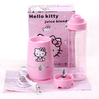 hello kitty genuine electric juicer fruit machine multifunction home cooking machine juice machine F-108