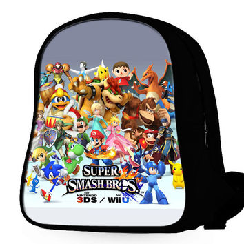 Super Smash Bros Backpack