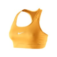 Nike Pro Women's Sports Bra - Atomic Mango