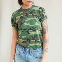 Urban Renewal Recycled Camo Tee