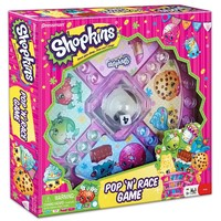 Shopkins Pop 'N Race Game by Pressman