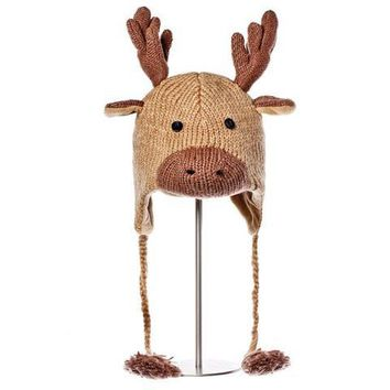 Manny the Moose Hat