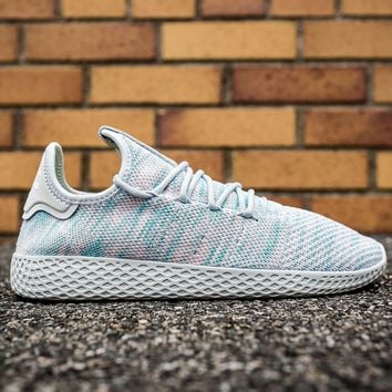 Adidas X Pharrell Williams PW Tennis Hu Women Men Sport Shoes Running Shoes  - BY2671 64e4f86a2c