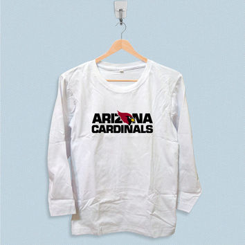 Long Sleeve T-shirt - Arizona Cardinals Logo