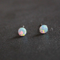 Tiny Studs, Post Earrings, Small stud earrings, Surgical steel