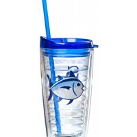 COLLECTIBLE 16 OZ SKIPJACK TUMBLER