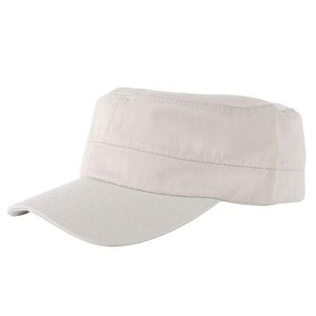 Spring Autumn Outdoors Hiking Sportrs Snapback Solid Color Cap Unisex Sun Shading Adjustable Leisure Hat