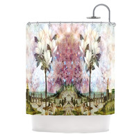 """Suzanne Carter """"The Magnolia Trees"""" Shower Curtain, 69"""" x 70"""" - Outlet Item"""