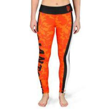 San Francisco Giants Team Stripe Leggings