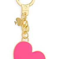Women's kate spade new york 'things we love' heart key ring - Pink