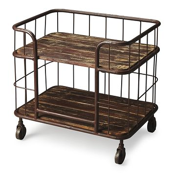 Industrial Server Cart by Butler Specialty Company