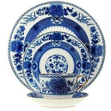 Imperial Blue Dinnerware Collection