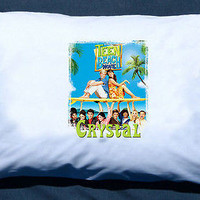 Personalized  Disney's Teen Beach custom Pillowcase