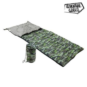 Sleeping Bag Adventure Goods 36088 (190 x 75 cm) Green