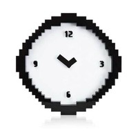 Pixel Time Clock