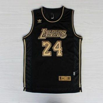 PEAPJ3V LA Lakers #24 Kobe Bryant City Edition Swingman Jersey