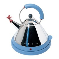 MG32 Electric Kettle with Bird Whistle - Blue