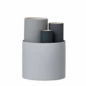 Collect Vases - Grey Set of 4