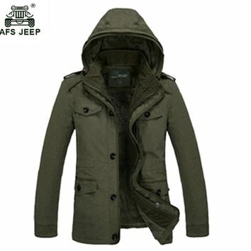 AFS JEEP Jacket Windproof