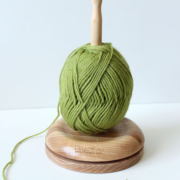 ChiaoGoo Wood Yarn Butler