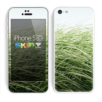 The Grassy Field Skin for the Apple iPhone 5c