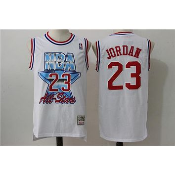 1993 All Stars 23 Jordan Swingman Jersey