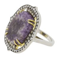 Sugilite Ring   Marissa Collections