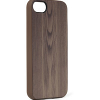 J.Crew Wood-Grain Effect iPhone 5 Case | MR PORTER