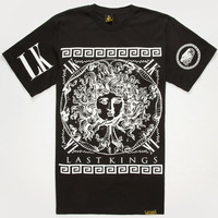 LAST KINGS Medusa Mens T-Shirt | Graphic Tees