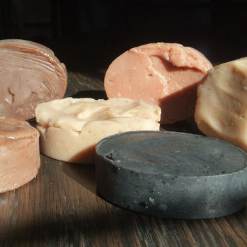 Creamy Lather & Gentle Cleansing Organic Soaps