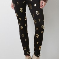 Skull Infatuation Leggings