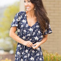 Pocketful Of Pretty Romper | Monday Dress Boutique