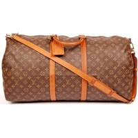 Louis Vuitton Keepall 60 Weekend/Travel Bag 5591 (Authentic Pre-owned)
