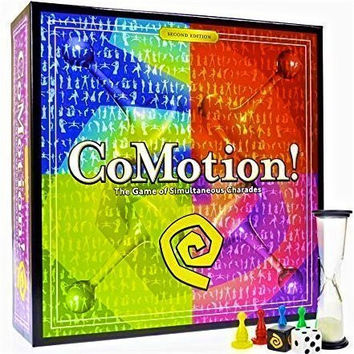 CoMOTION the Charades Family Game