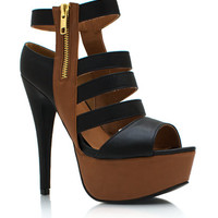 Triple-Ladder-Heels BLACK - GoJane.com