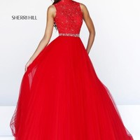 Sherri Hill Dress 21334 at Prom Dress Shop